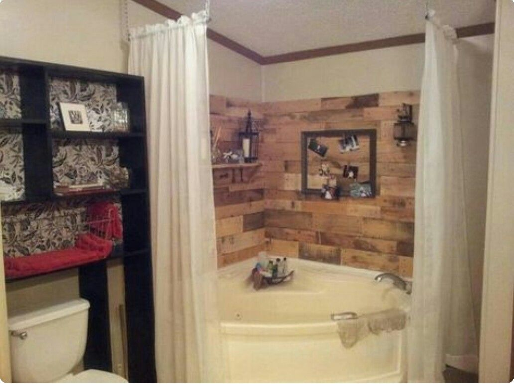 Pin by Lisa Helpling on Bathroom ideas Manufactured home