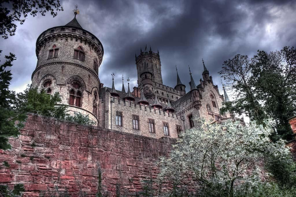 Marienburg near Hannover, Germany home of the Welfen