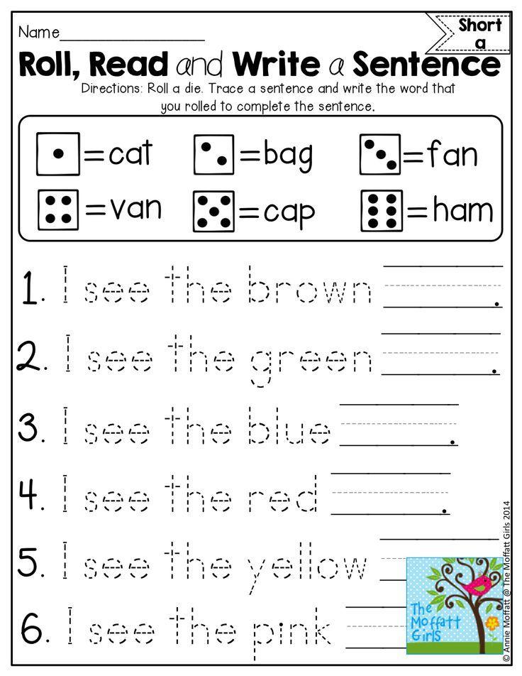 1aebfc6e8af81bb6e899e48c21046fd3 - Simple Sentences For Kindergarten