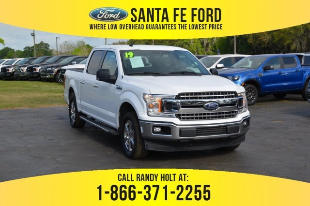 Used 2019 Ford F 150 Xlt Rwd Truck For Sale Gainesville Fl
