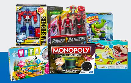 Concorso Hasbro Gaming – Accumula Punti E Ottieni Premi