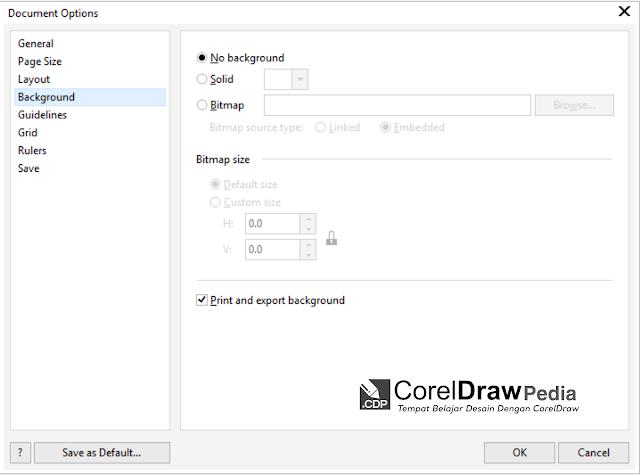 Tutorial Cara Mengganti Warna Background Page Di Aplikasi Coreldraw Di 2020 Belajar Desain Grafis Aplikasi