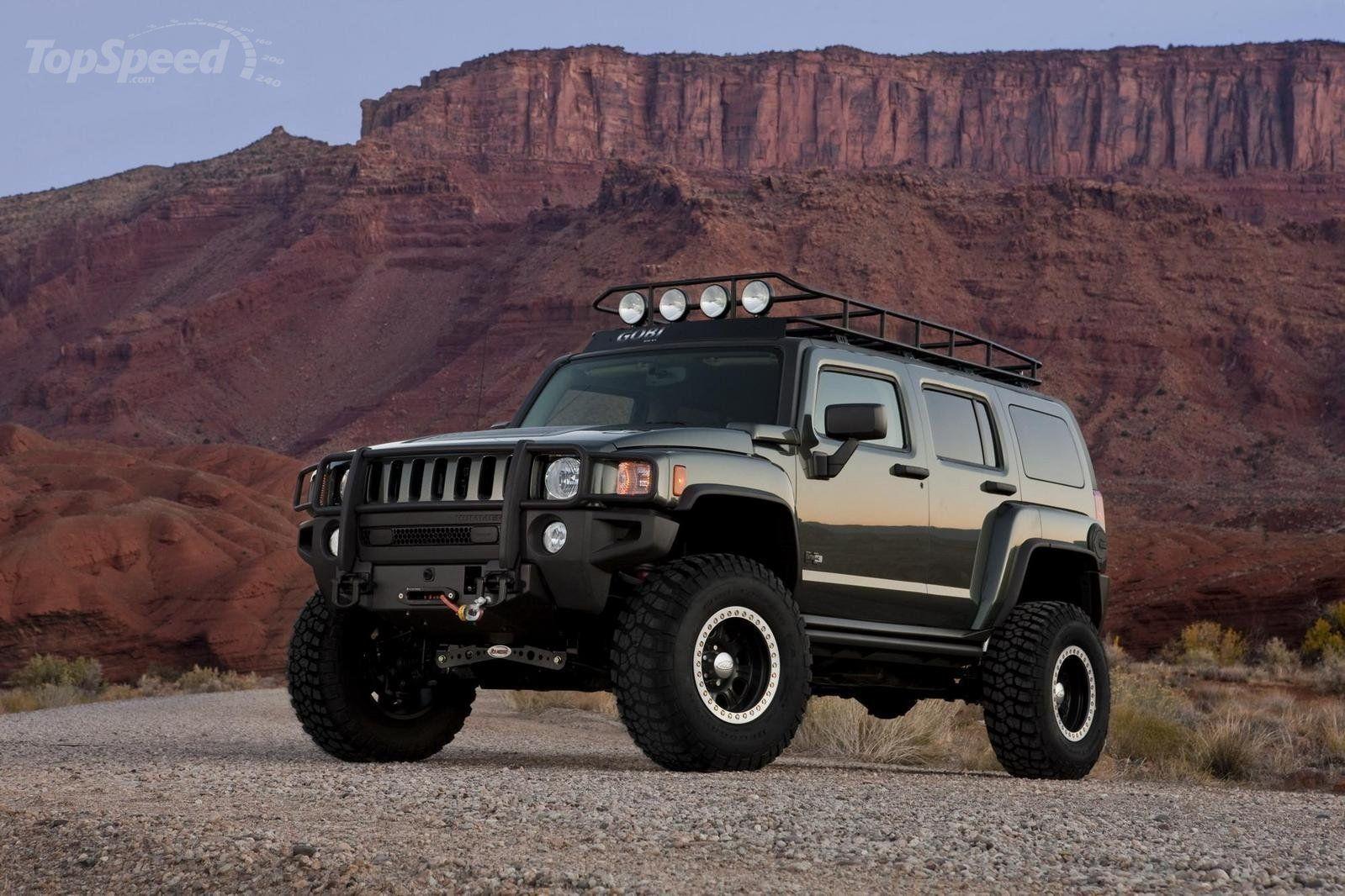 2009 Hummer H3 Moab Concept Gallery 331026 Hummer H3 Hummer