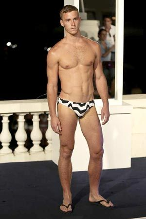 calazans nude Rodrigo model