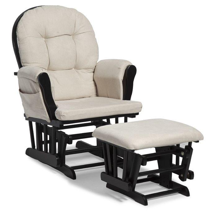 Erikson Glider And Ottoman Glider Ottoman Chair Ottoman Set