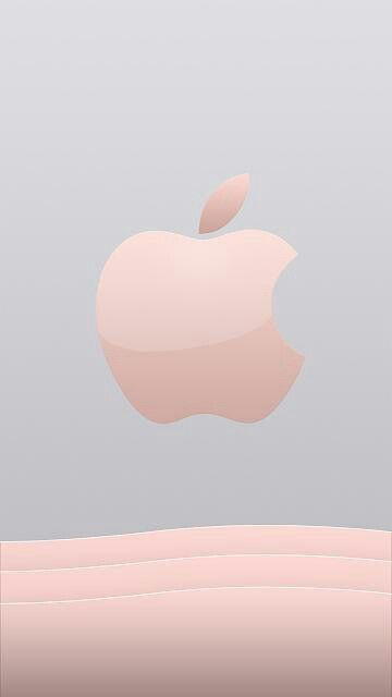 Pin By Justyna On Apple Rose Gold Wallpaper Iphone Apple Logo Wallpaper Iphone Gold Wallpaper Iphone