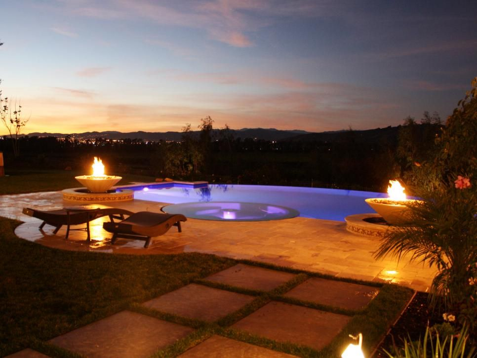 The landscaping experts at HGTV.com share inspirational backyard designs that will help turn your yard into the perfect getaway.