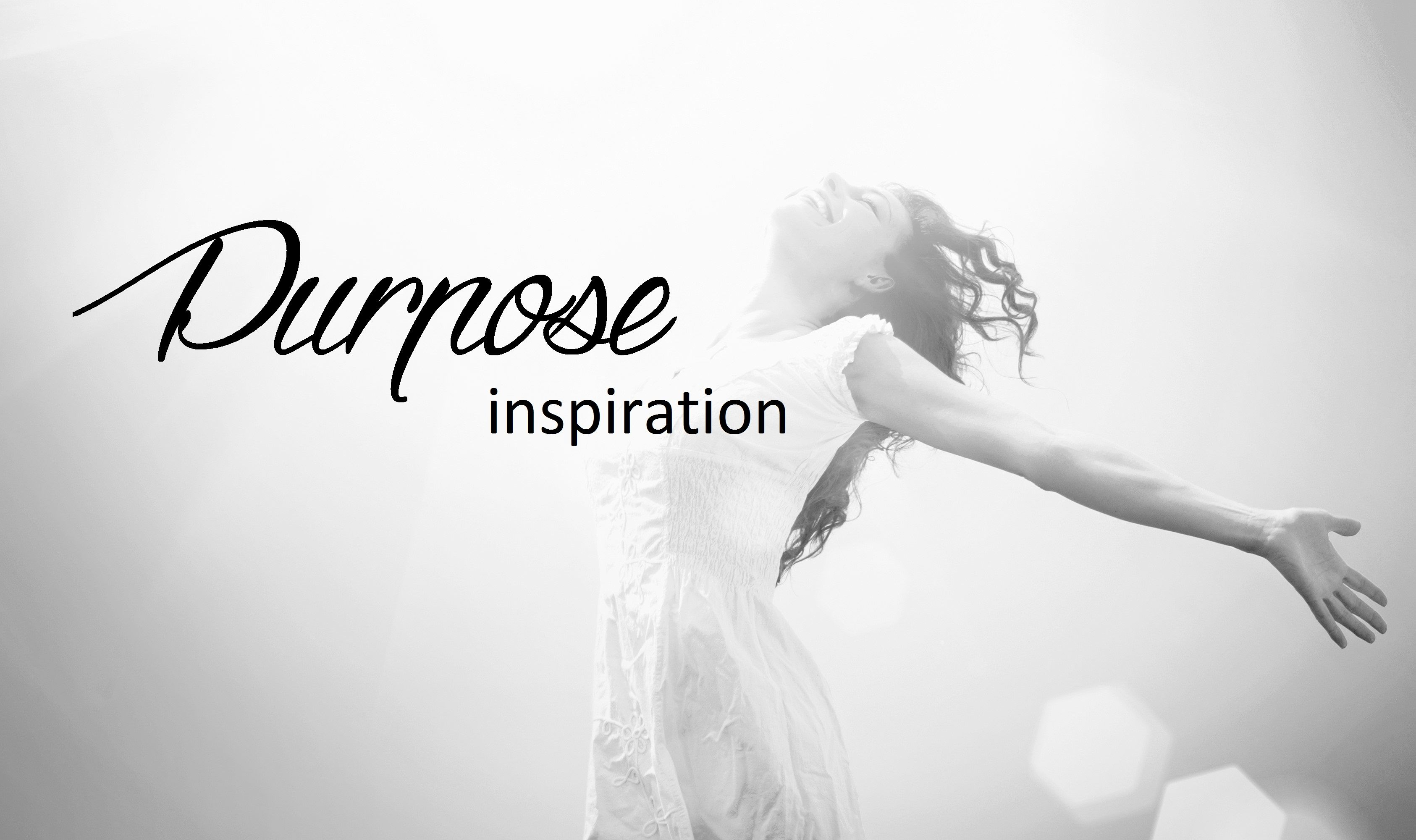 PuposeInspiration