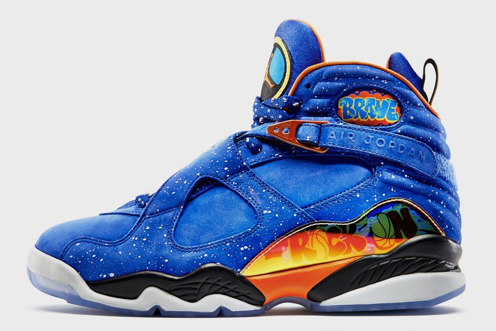 nike air jordan vi 6 retro db doernbecher childrens hospital