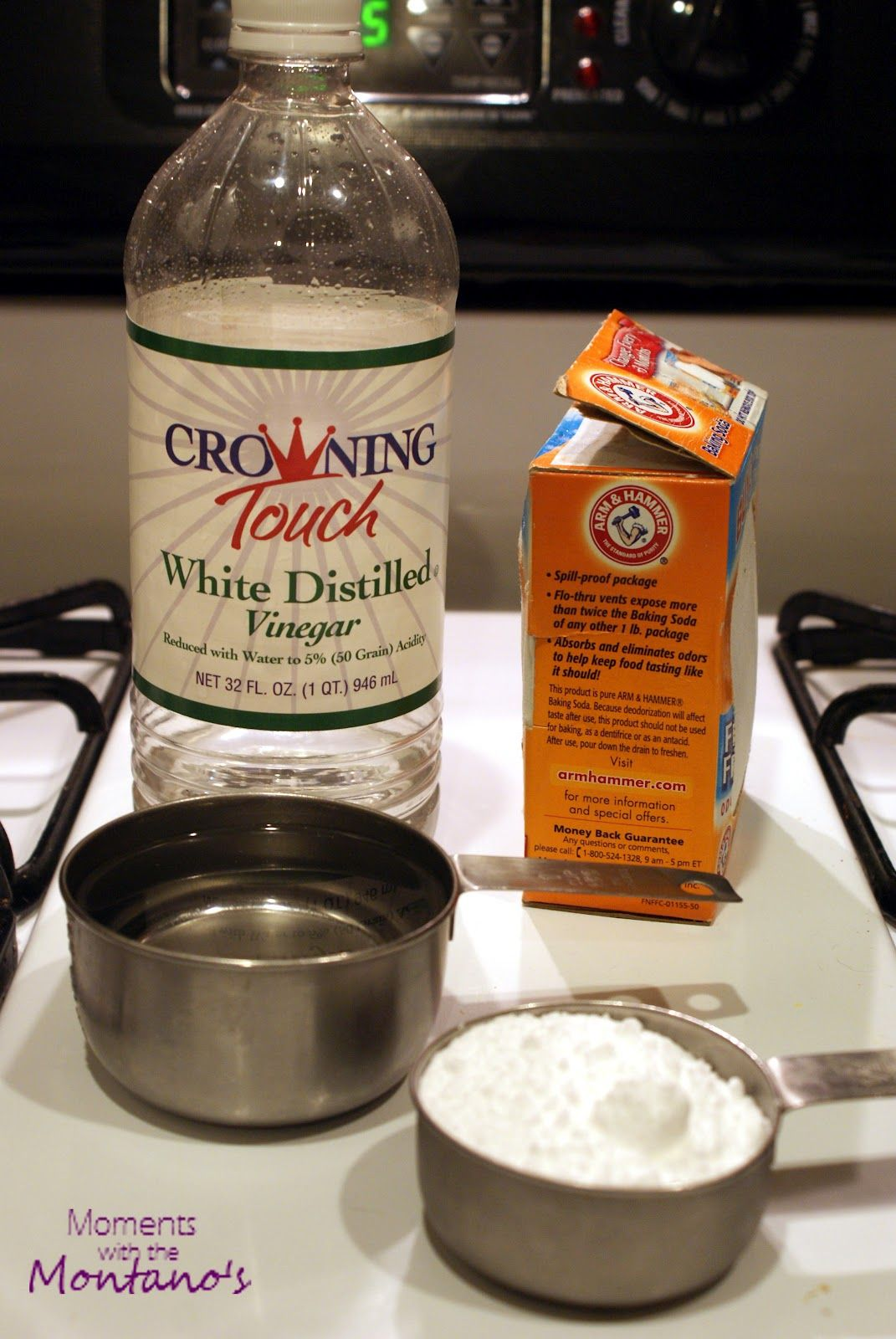 Unclog Drain With Baking Soda And White Vinegar Unclog Sink