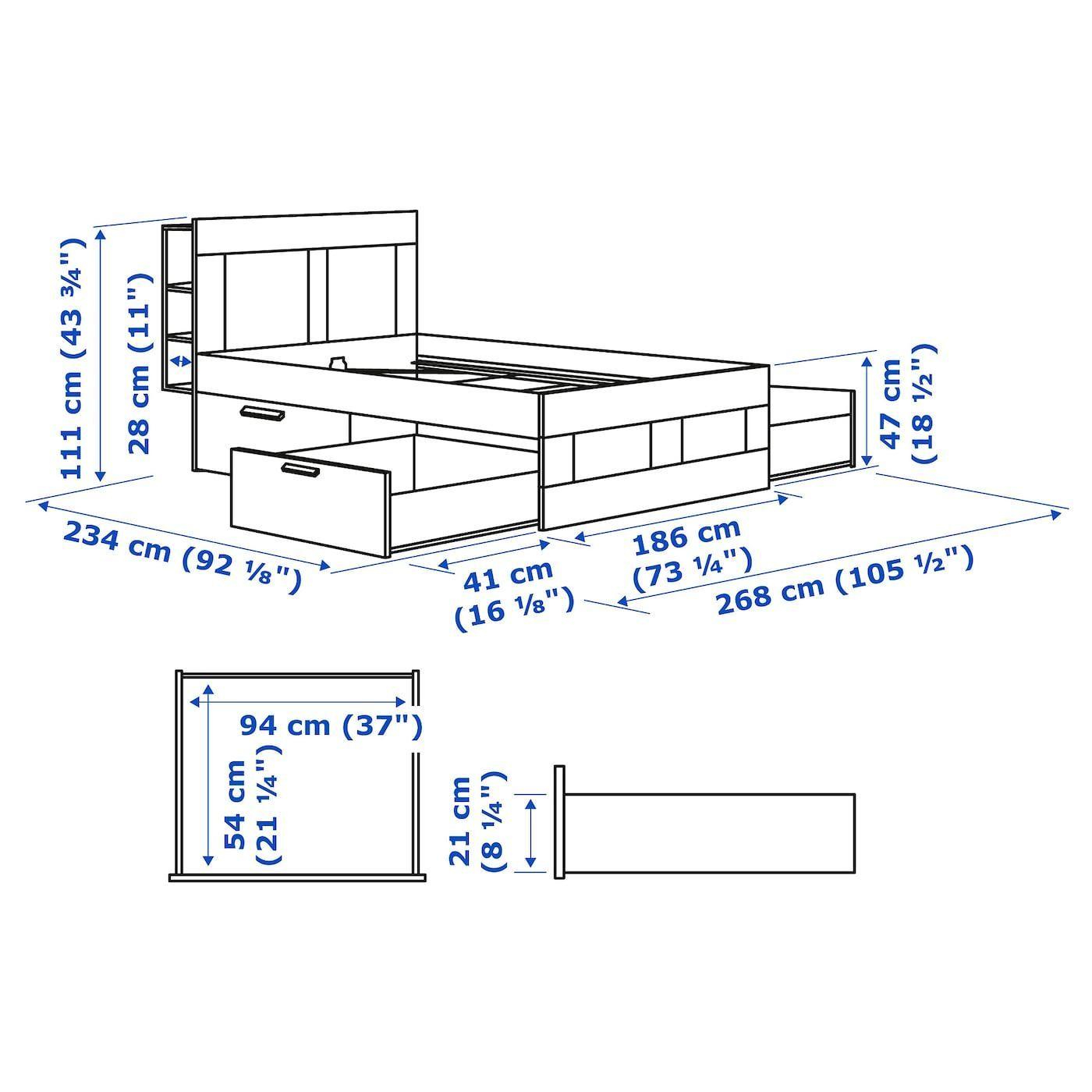 Ikea Brimnes Bettrahmen Kopfteil Und Schublade Weiss Lonset Products Ikea Brimnes Bettrahmen Kopf In 2020 Brimnes Bett Bettgestell Selbstgemachte Bettrahmen