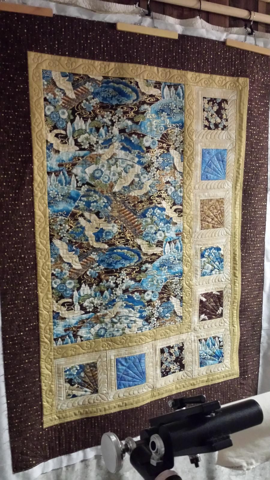 What Do You Think Of This Oriental Quilt By Gail We Love