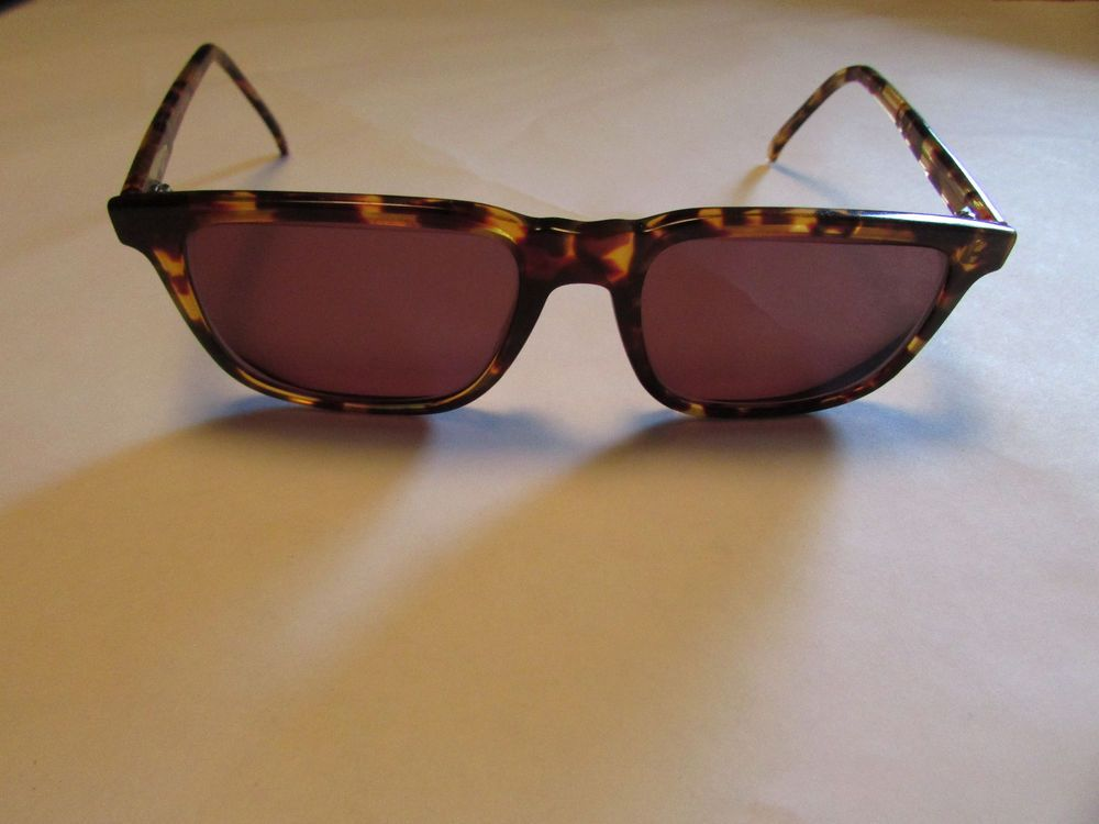 Ray Ban Sunglasses W1596 Style 4 Tortoise Shell Bausch & Lomb B & L ...