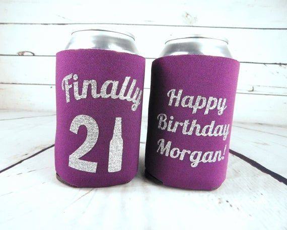 21st Birthday Decoration, Gift for Her #21stbirthdaydecorations