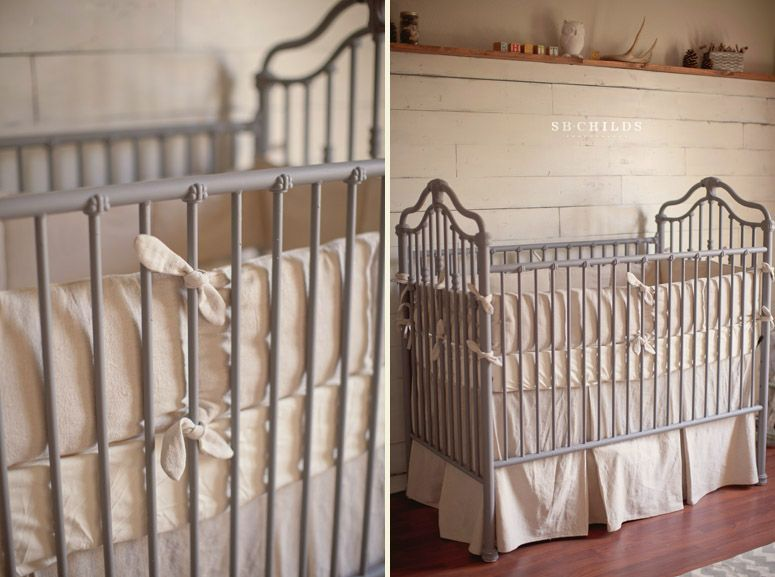 Love This Crib We Re Having Twins Pinterest Lit Fer Forge