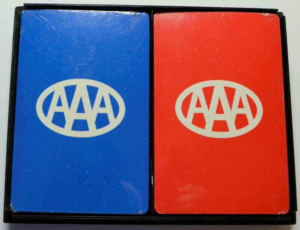 Gemaco Chevron Playing Cards New Sealed. Made In USA