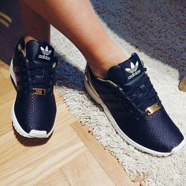 adidas trainers with rose gold sole