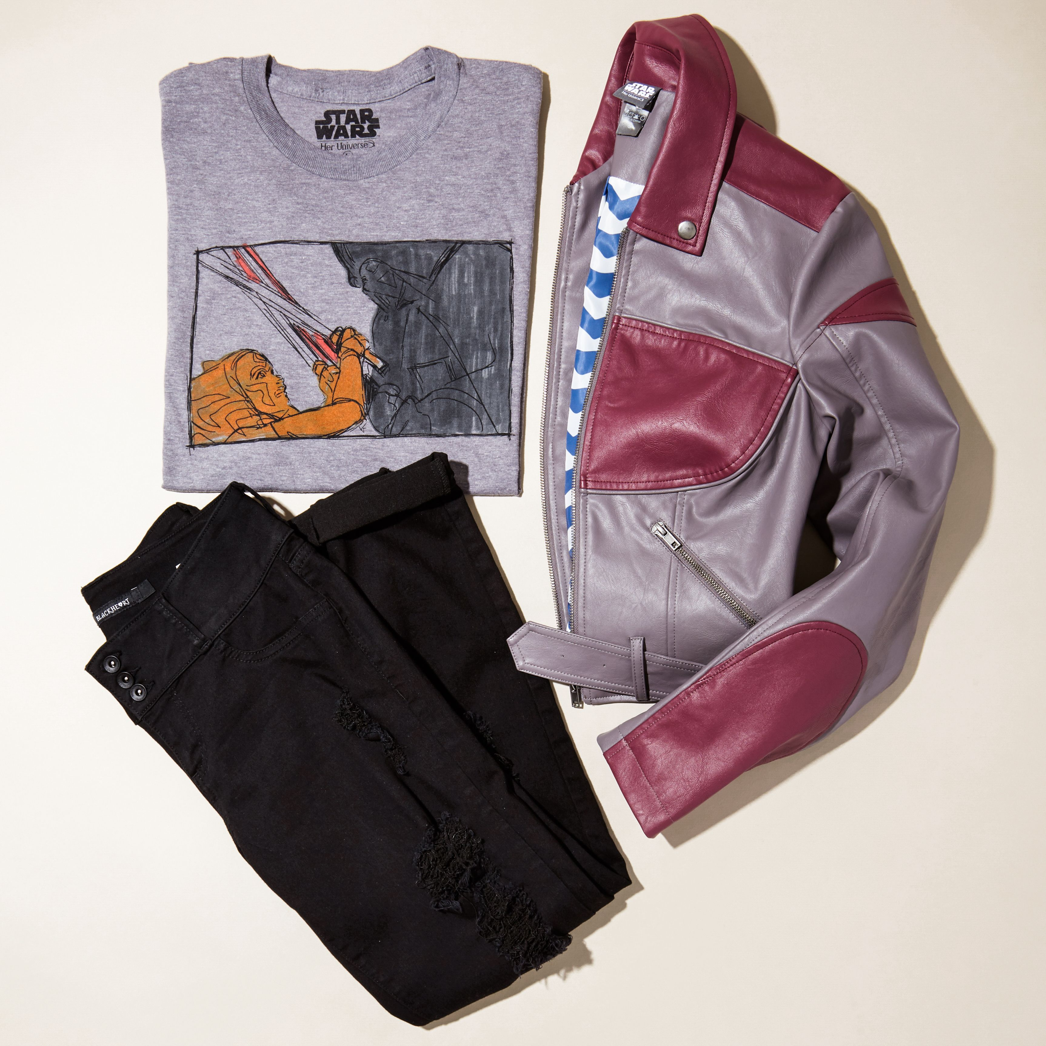 heruniverse tano sweatshirt