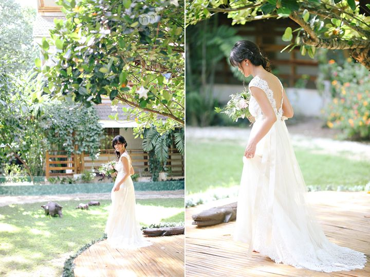trang + kris | private island destination wedding | cowrie island | palawan philippines | published on style me pretty
