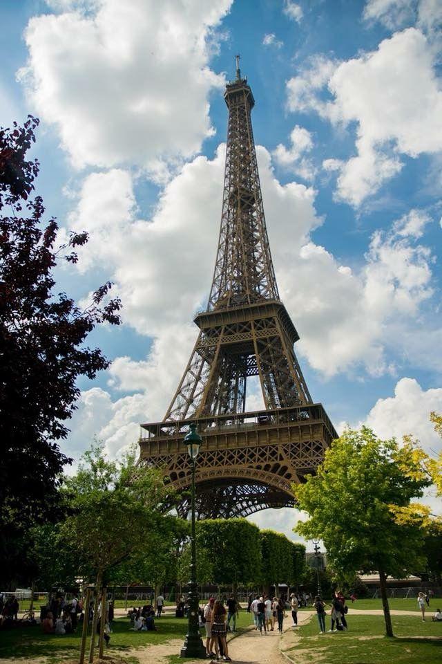 La Tour Eiffel Torre Eiffel Torres Fotos