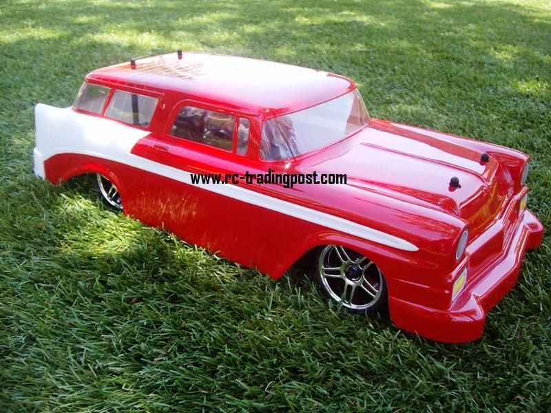 56 Chevy Nomad Redcat Racing EPX RTR Custom Painted Electric RC ...