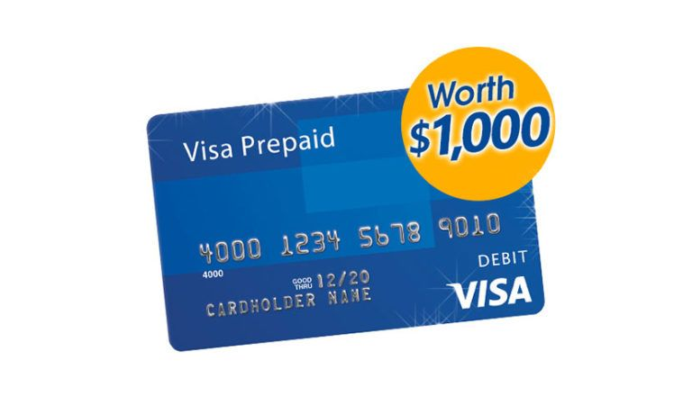 Prepaidvisagiftcards Get A Chance To Win Visa Prepaid Card In Usa Visa Gift Card Paypal Gift Card Gift Card