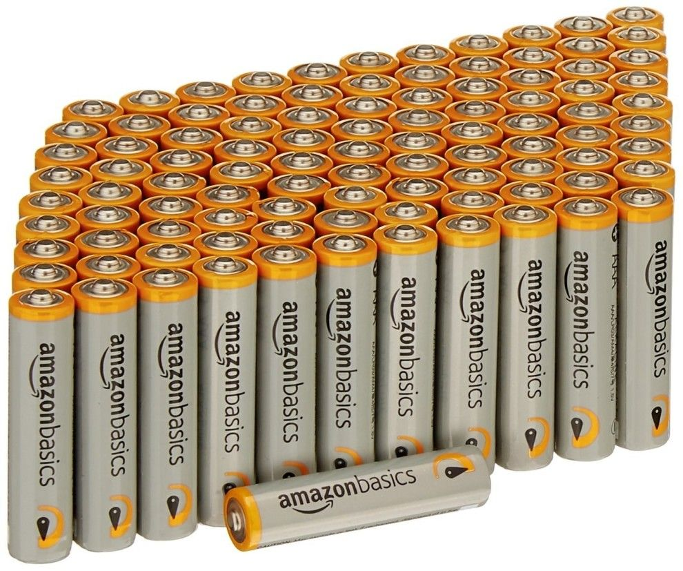 27 Practical Things Worth Buying On Amazon Prime Day Alkaline Battery Batteries Battery Pack
