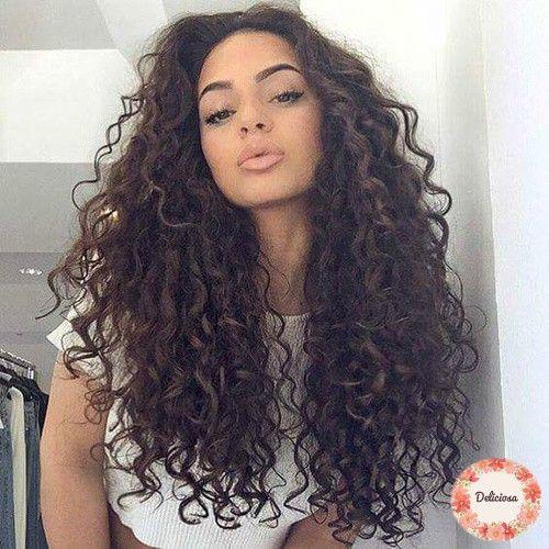 Como cuidar cabello ondulado y largo