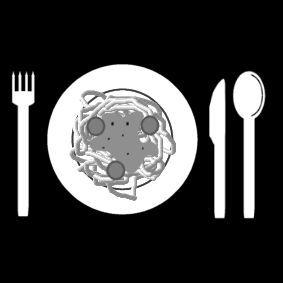 pictogram eten pasta pictogramme picto