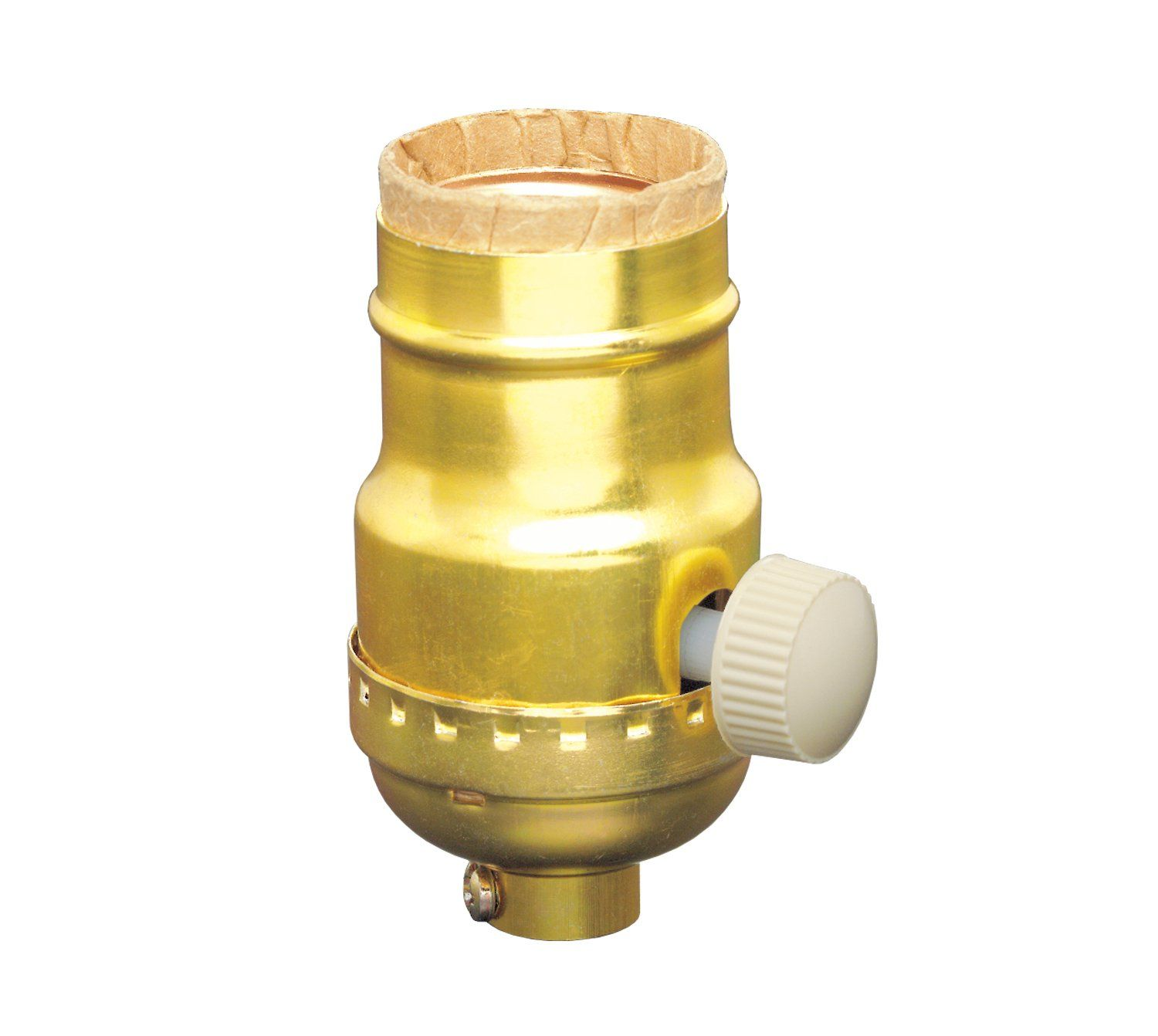 Leviton 6151 Incandescent Lamp Holder Socket Dimmer Metal Finish Brass Color Be Sure To Check Out This Awesome P Incandescent Lamp Lamp Holder Standard Lamps