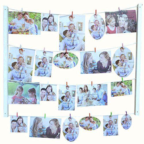Giftgarden® Cornici per Foto da Parete Multipla Wall Deco
