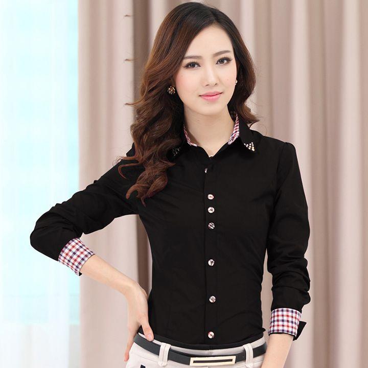 a Camisa Uniforme, Ropa Formal, Blusa Bordada, Pantalones, Ropa Ejecutiva,  Vestir 4971620bc5