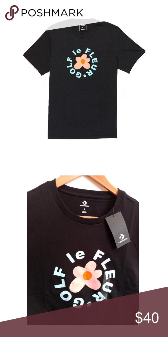 Converse Golf Le Fleur Tyler The Creator T Shirt Nwt In 2018 My