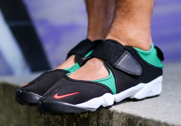 talla 7 ventas calientes Reino Unido An On-Foot Look at the Nike Air Rift Retro | Nike air rift, Nike ...