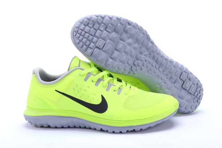 1767 : Nike Free Fs Lite Run Herr Svart