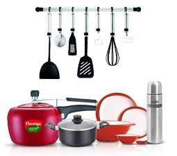 Kitchenware Minimum Of 50 At Snapdeal