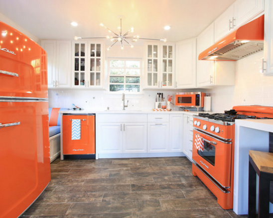 Retro Kitchen Appliances Gallery | Big chill, Retro appliances and ...