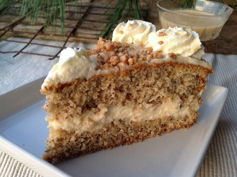 Photo of Baileys Nut Cake – From my cake and cake blog