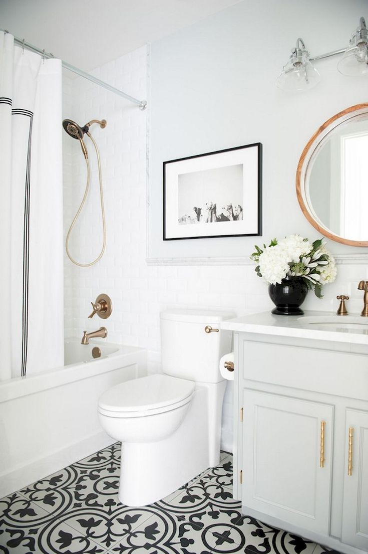 Quick and Easy Small Bathroom Decorating Tips   Small ...