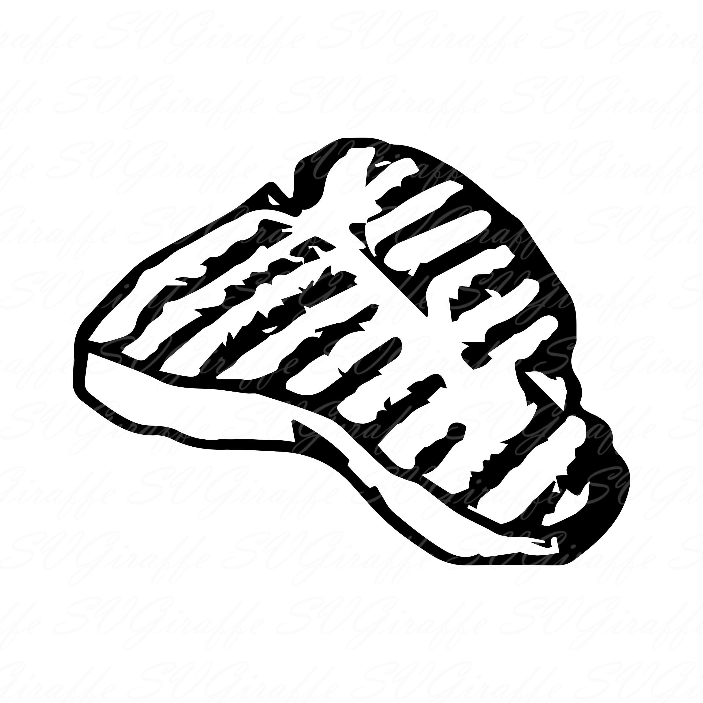 medium resolution of t bone steak svg dxf png pdf jpg eps files realistic looking steak vector cricut grilled steak cut file silhouette cameo clipart