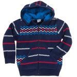 SKI STRIPE & JACQUARD HOODIE CARDIGAN (2-6 YRS) On sale now at the #polarnopyret pop up #sale for just $17!!! RV $58. #score