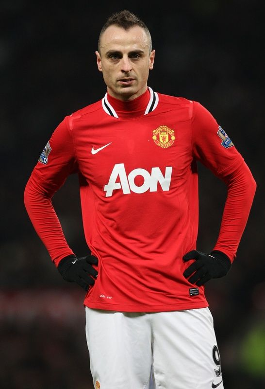 Dimitar Berbatov Says The Reds Desire To Win The Barclays Premier League Title Is Clear For All To See