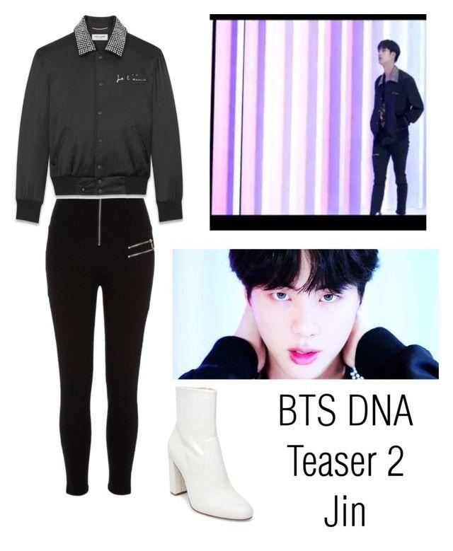 06e582c10cf BTS Jin DNA Teaser 2 ~ Outfit