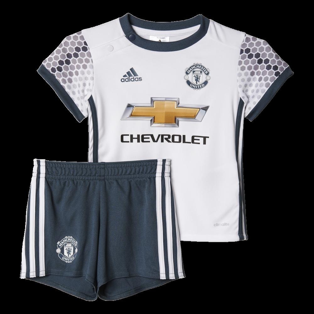 Adidas Manchester United 3rd Baby Kit 2016 2017  7feb4cb5066e8