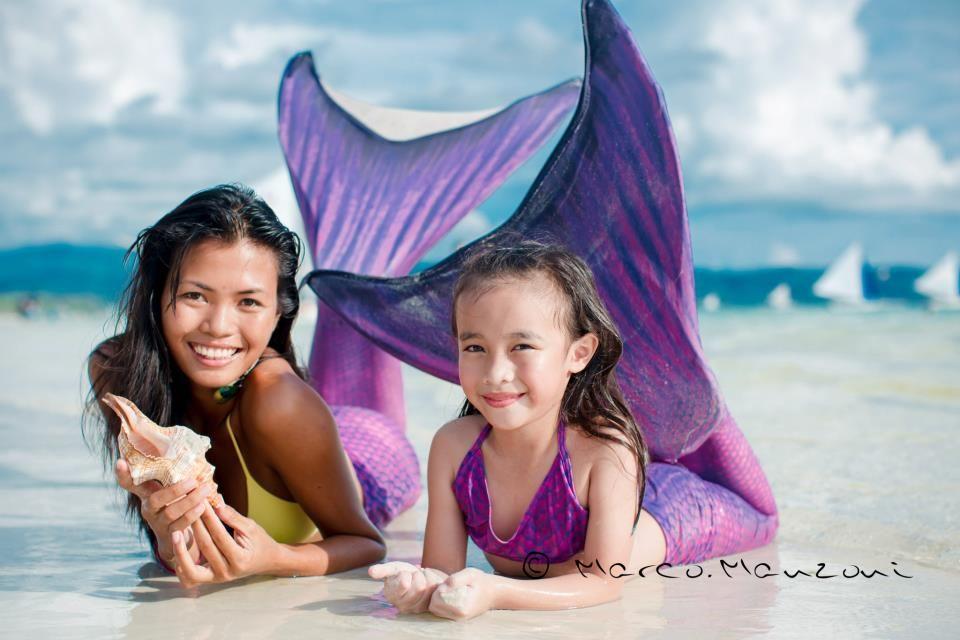 Philippine Mermaid Swim Academy Manila Mermaid Swimming Mermaids And Mermen The Little Mermaid