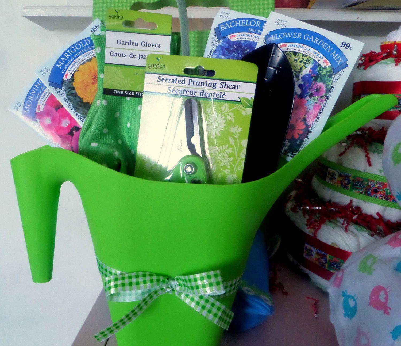 Garden lover gift basketready to ship garden