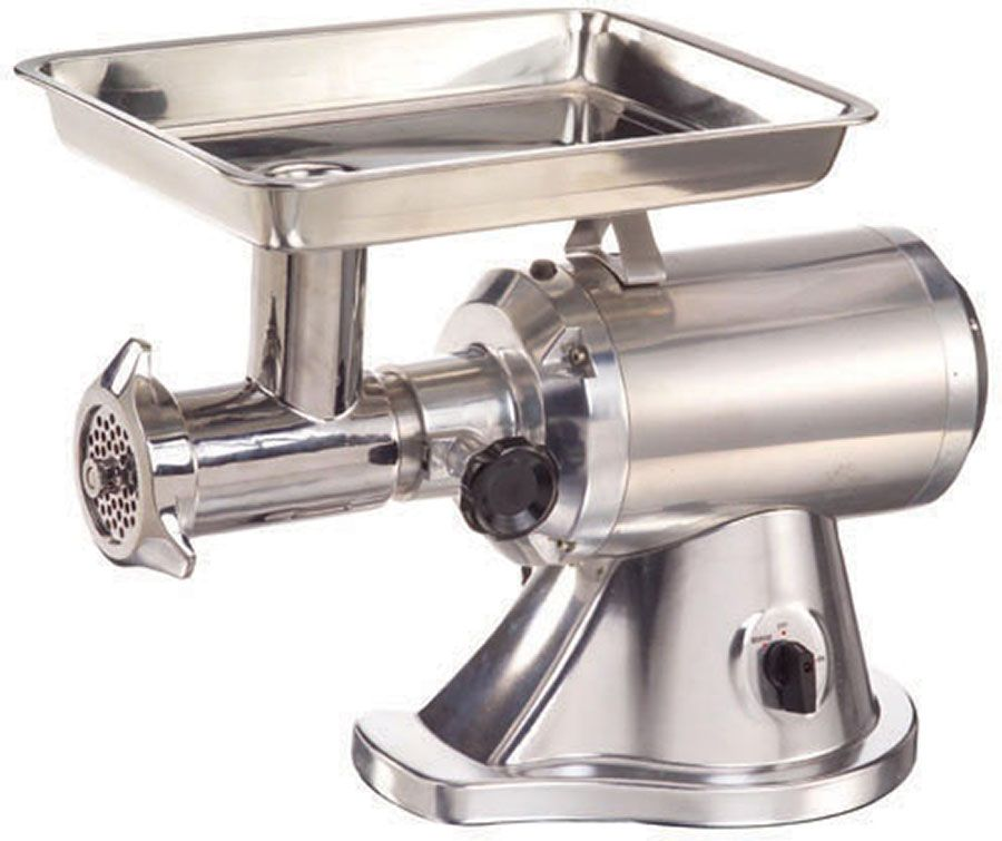 Adcraft MG-1.5 Meat Grinder #22 - 1.5 Hp