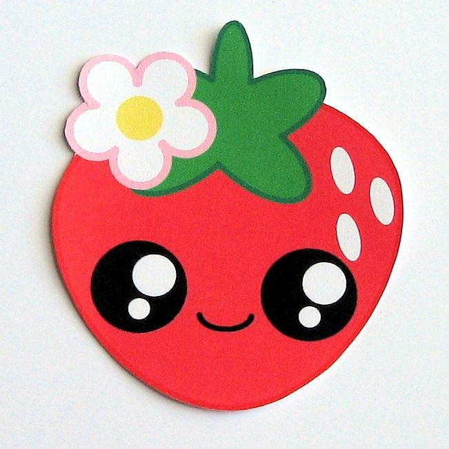 kawaii strawberry | ~Cute Little Things~
