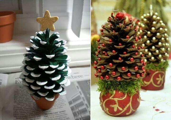 Arbolitos de Navidad!