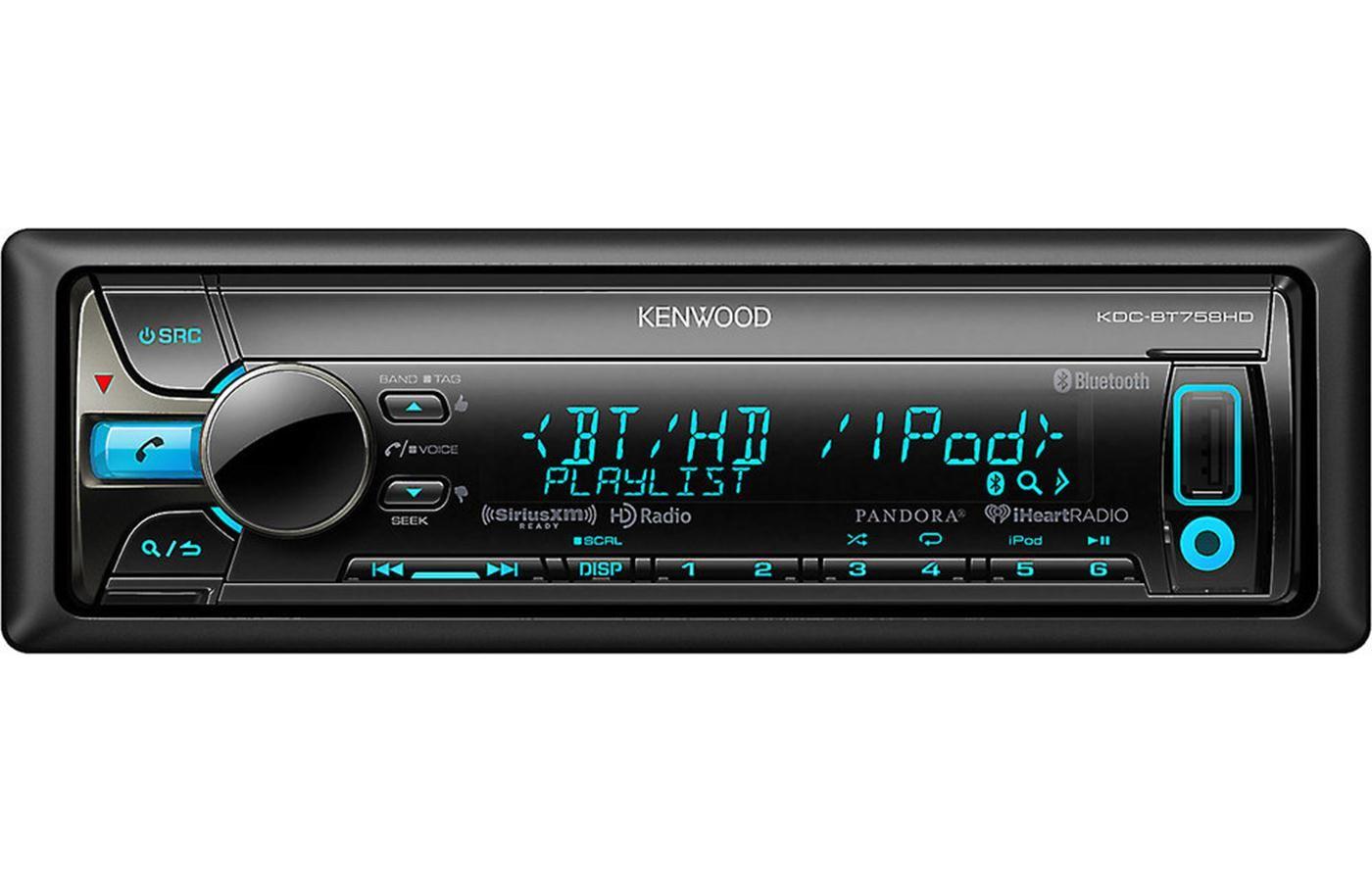 Car Audio Kenwood Or Pioneer